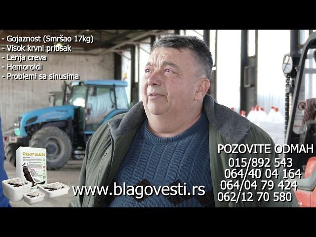 Orlov dar - preporuka - Franjo Olah