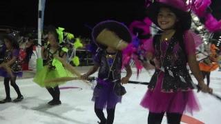En Instantes carnavales de Santa Elena en VIVO!!!!! y en HD