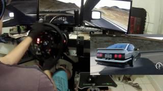 Assetto Corsa Drift Japanese Car Pack Toyota AE86 Em Deriphill Driftcourse H-Shifter