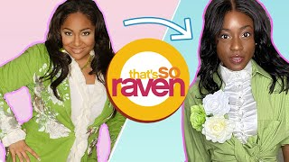 We Recreated 'That's So Raven' Outfits For A Week