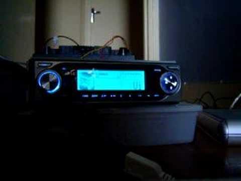 LG Car MP3 Player + Hardrive