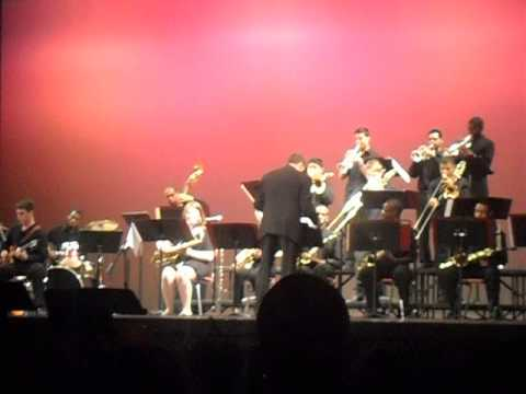 - The Heat's On- Central High School Jazz Band