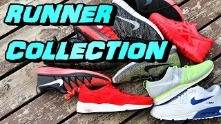 MY RUNNING SNEAKER COLLECTION
