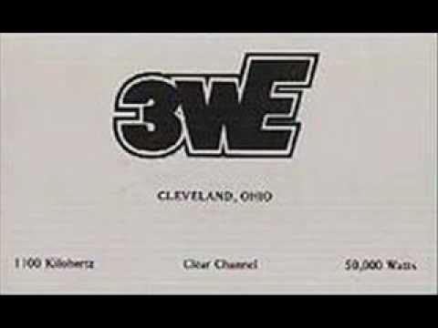 WWWE Radio Cleveland Christmas Carol-1985