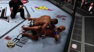 UFC Undisputed 2010 - Gameplay
