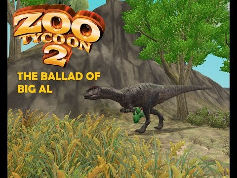 Zoo Tycoon 2: The Ballad of Big Al Christmas Special
