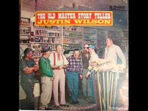 Justin Wilson - Drunk Driver & the Preacher