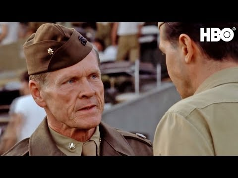 BTS: WWII Hero John Basilone w/ Tom Hanks, Spielberg & More | The Pacific | HBO