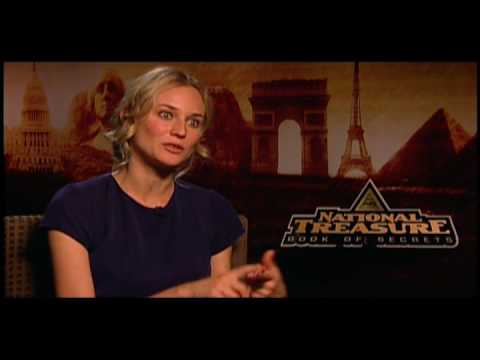 National Treasure: Book of Secrets Cast Interviews