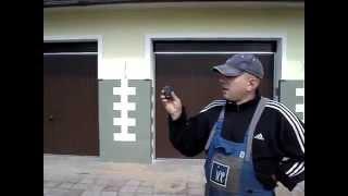 Подъемно поворотные ворота для гаража(, 2014-03-28T12:42:22.000Z)