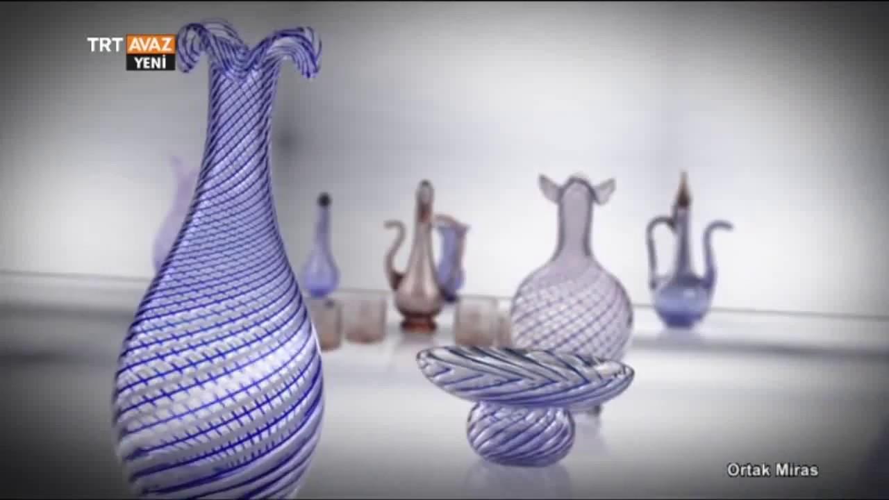 Suya düsen damla - Ebru sanati lale yapimi (Ebru Kunst - Tulpen)