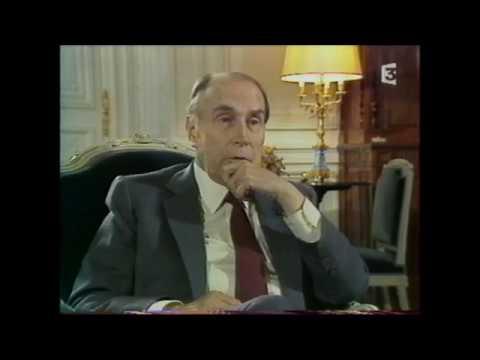 Francois Mitterrand (1916-1996) : Les élections de 1965 et après.