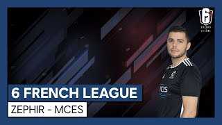 6 French League – Interview : Zephir MCES [OFFICIEL] HD