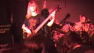 Obscura - Headworm - live in Munich, 2007-09-29
