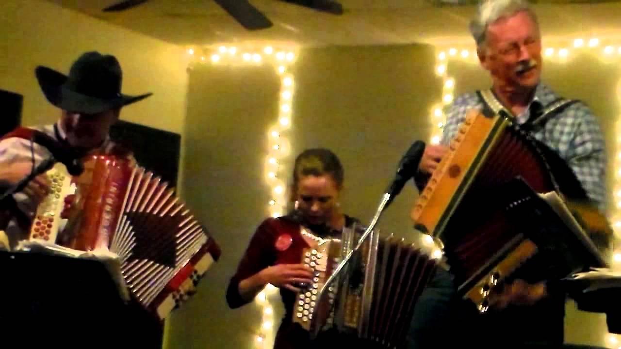 DUJKA BROTHERS POLKA JAM -ELGIN, TX. 02-15-2015