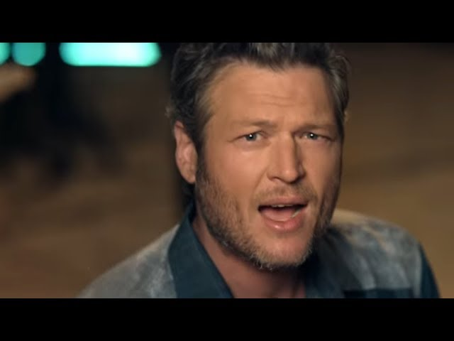 Blake Shelton - She's Got A Way With Words (Official Music Video)