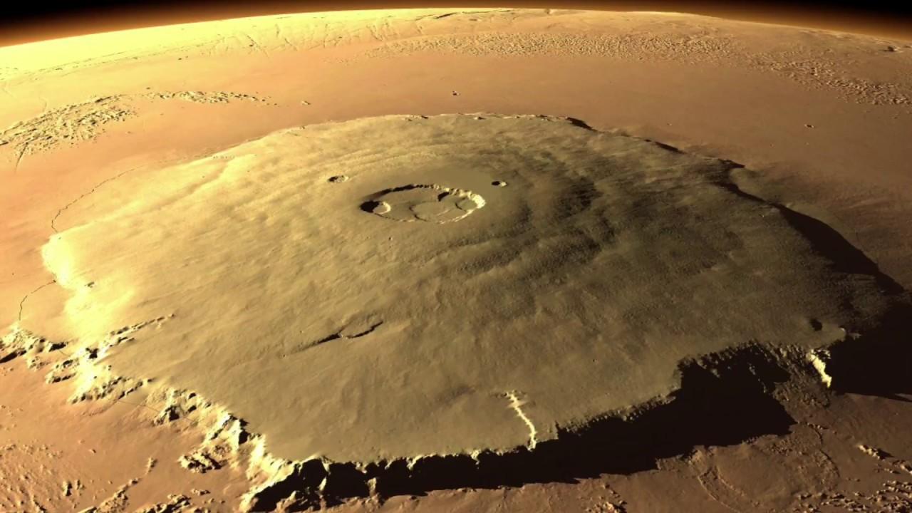 Våra Planeter I Solsystemet: Mars