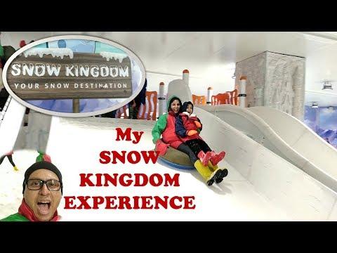 Snow Kingdom ||At R-city Mall || Mumbai -...