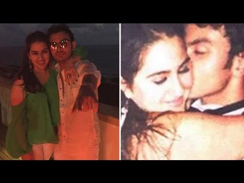 Is Saif Ali Khan's Daughter Sara Dating Politician Sushil Kumar Shinde's Grandson?