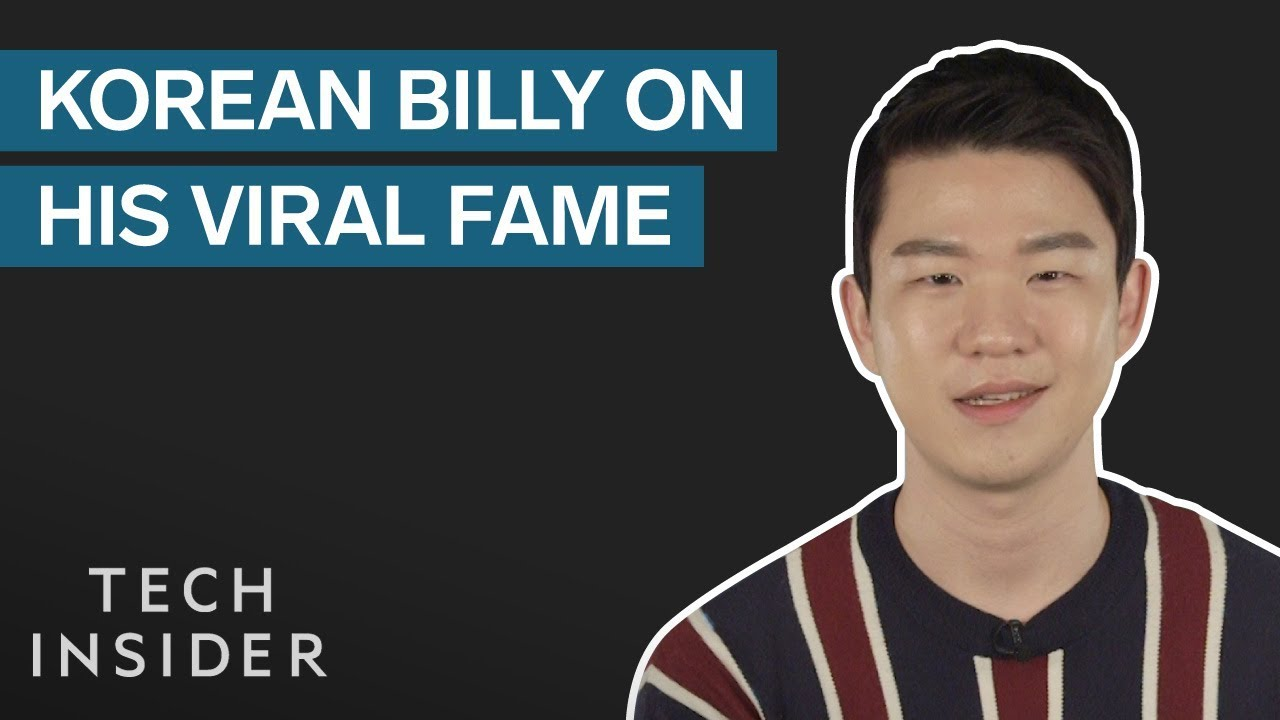 Korean Billy Explains The Story Behind His Dialect Videos