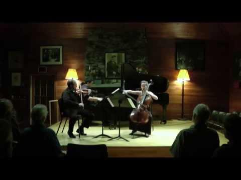 "Beethoven: Piano Trio in D Major, Op. 70 #1 ""Ghost"""