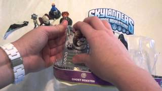 Skylanders Figures Unboxing #2