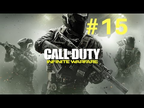 Call of Duty: Infinite Warfare Walkthrough Part 15 - Asteroid Sun - Let's Play Gameplay/Commentary