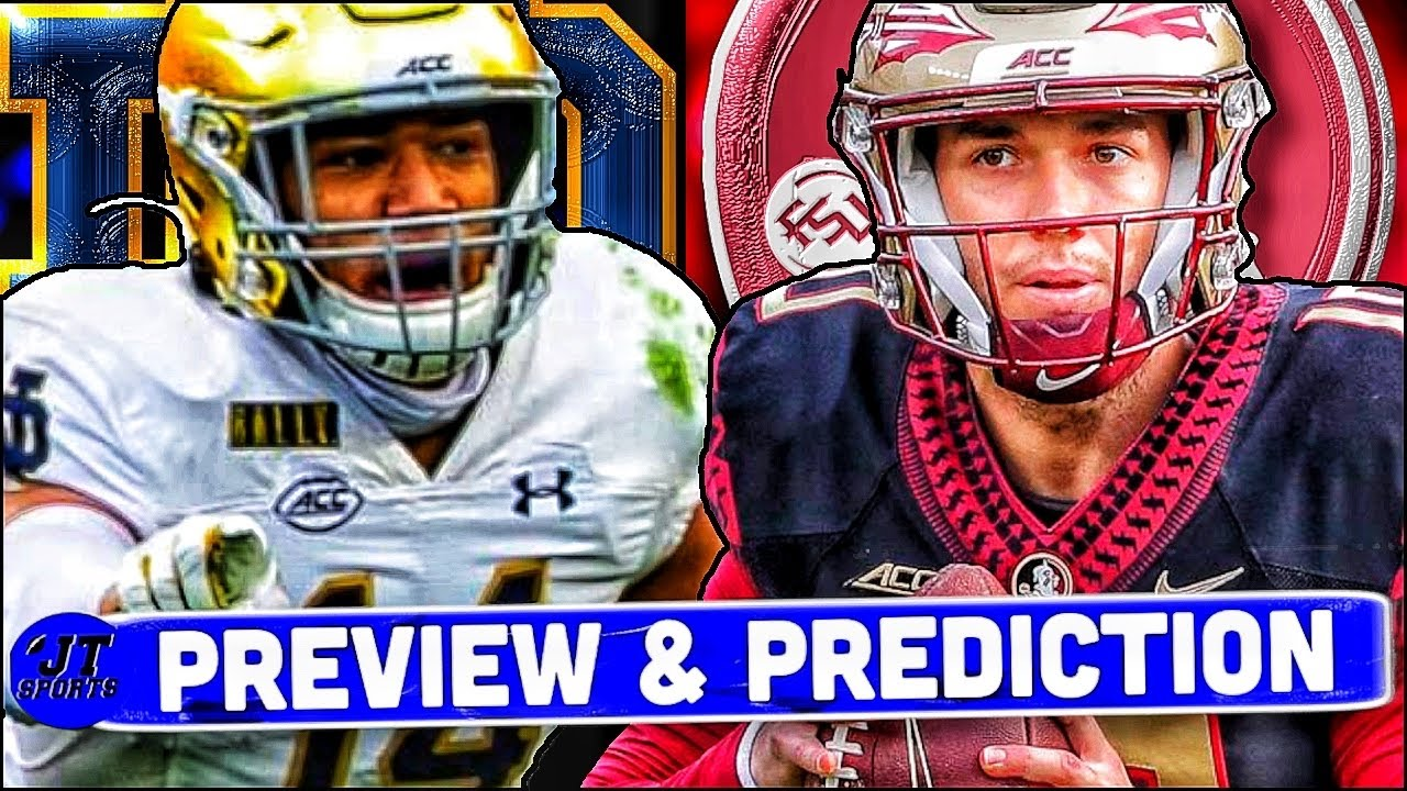 Notre Dame vs. Florida State: Prediction, pick, odds, spread, live ...