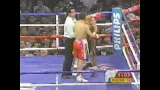 Julio Cesar Chavez vs Miguel Angel Gonzalez pt 3