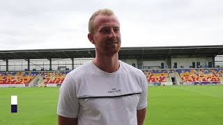 ✍️ Mark Beck signs on loan from Harrogate Town