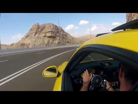 Supercar Club Arabia - Desert Run 2014