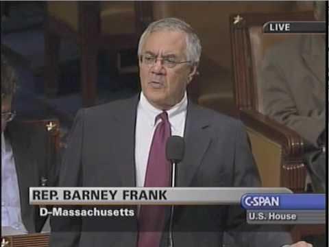 Barney Frank in 2005: What Housing Bubble?