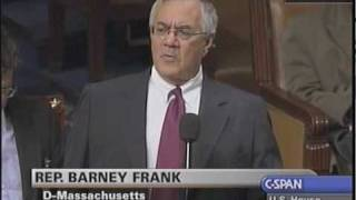 Barney Frank in 2005: What Housing Bubble?