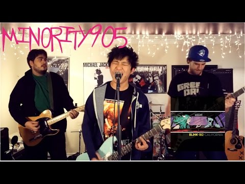 Blink-182 - Misery (Full Band Cover by Minority 905)