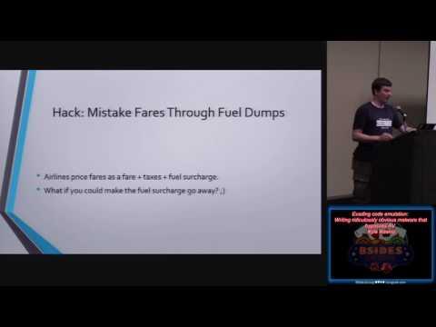 CG - Travel Hacking With the Telecom Informer - TProphet