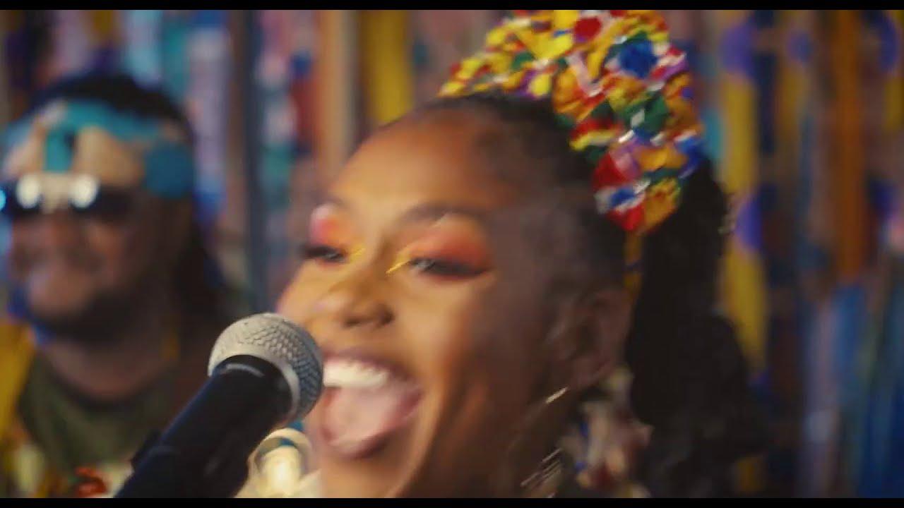 Nailah Blackman x Sokah - Iron Love