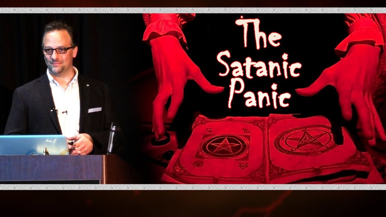Seth Andrews: The Satanic Panic - The Witch Hunt of the Late Twentieth Century