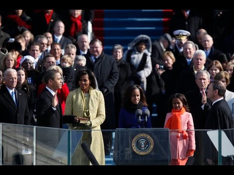 The Presidential Inauguration of Barack Obama 2009