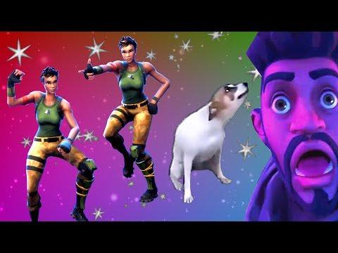 Dance till You're Eliminated (Fortnite Dance Meme)