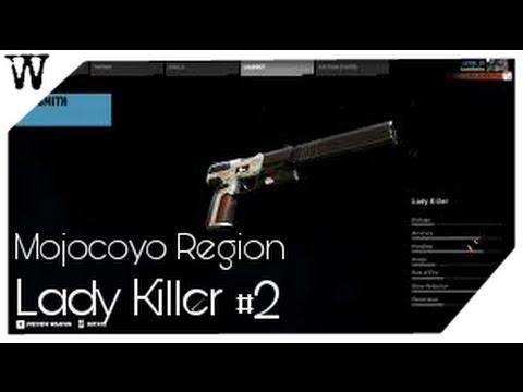 a lady killer