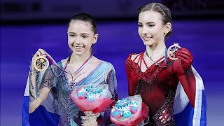 Victory Ceremony Junior Grand Prix Final 2019 2020