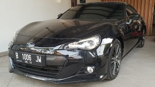 Subaru BRZ 2014 In Depth Review Indonesia