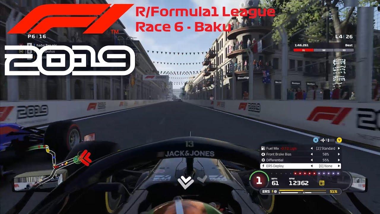 Reddit F1