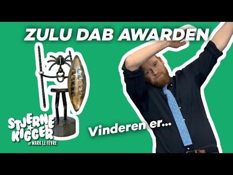 ZULU DAB Award | Stjernekigger med Mark le Fêvre