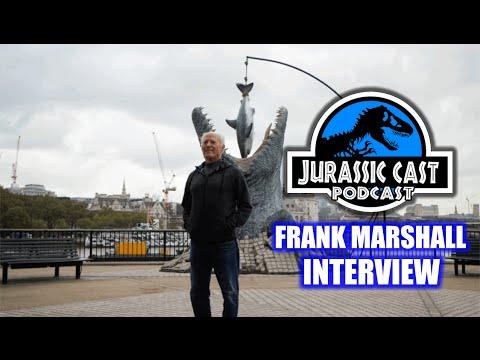 Frank Marshall Interview - Jurassic World (Jurassic Cast ep 22)