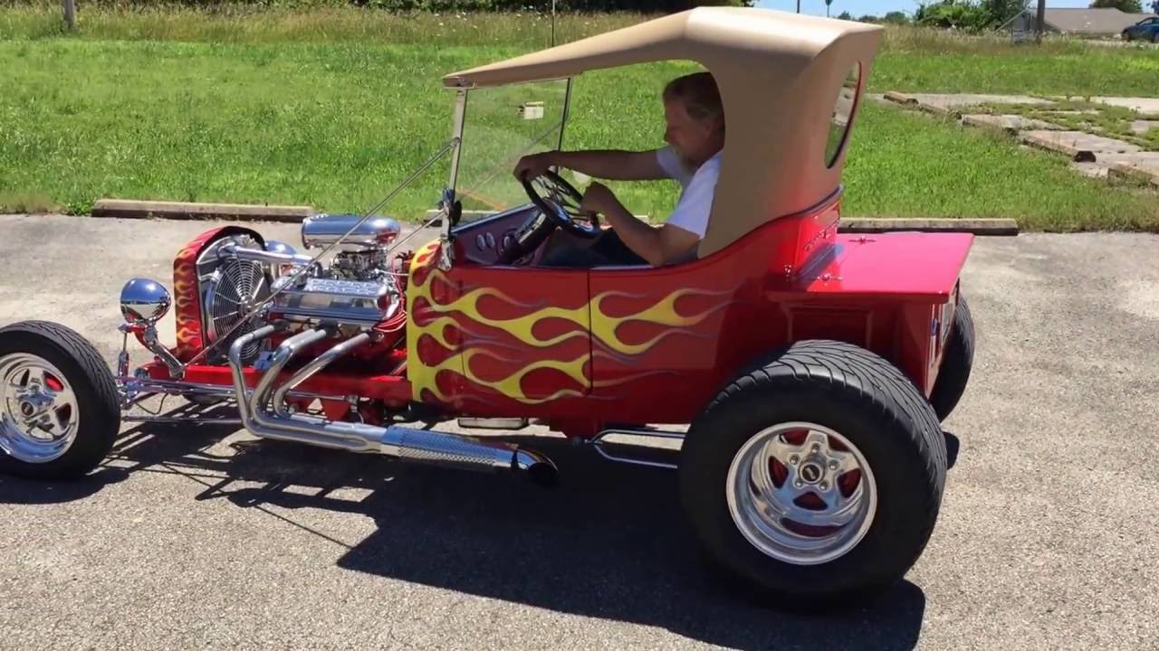 Awesome Spirit Cars 1923 Extended Ford T Bucket