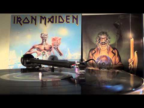 Iron Maiden - Only the Good Die Young - VInyl - at440mla - Seventh Son of a Seventh Son