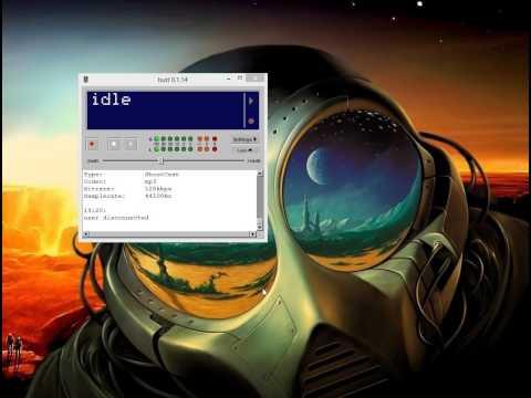 Como configurar y transmitir tu radio online con el programa BUTT