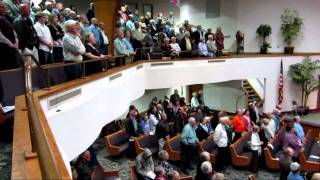 Oregon Sacred Festival Chorale (Praise God From Whom All Blessings Flow -- #606)