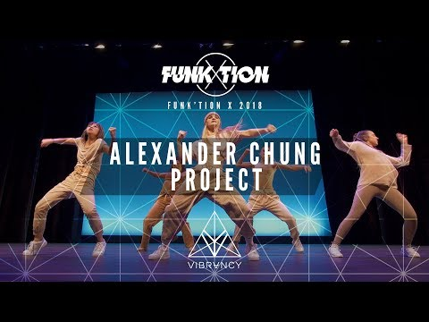 """Alexander Chung Project """"Change""""   Funk'tion X 2018 [@VIBRVNCY Front Row 4K]"""